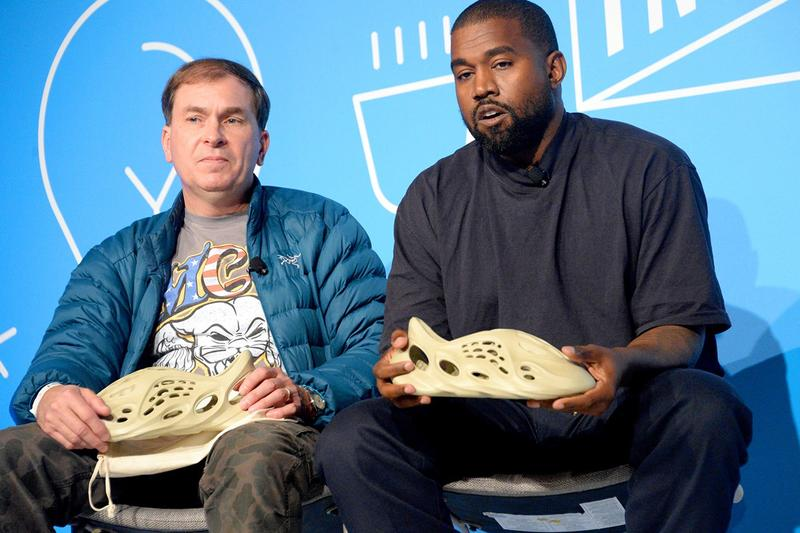 Kanye West 親自曝光 YEEZY Foam Runner 發售時間