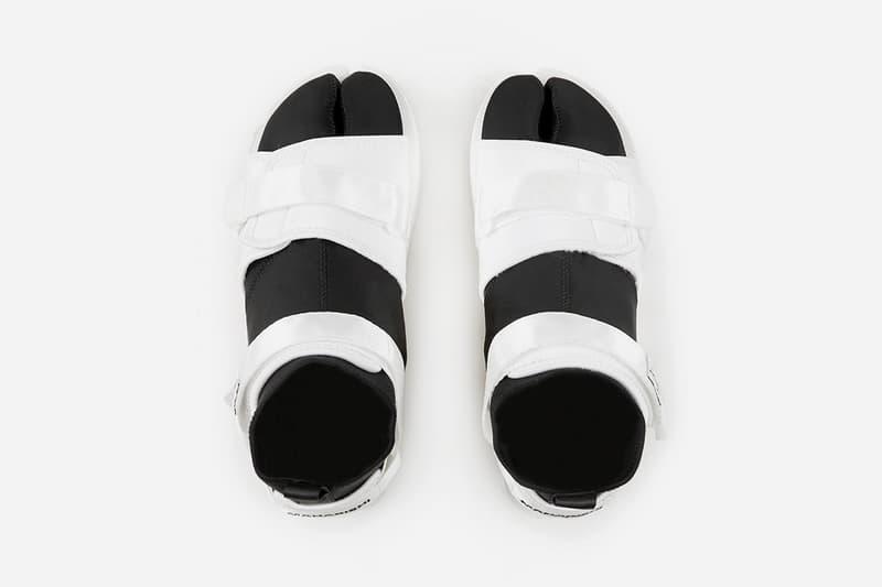 maharishi x Suicoke 忍者涼鞋 2020 年春夏新配色
