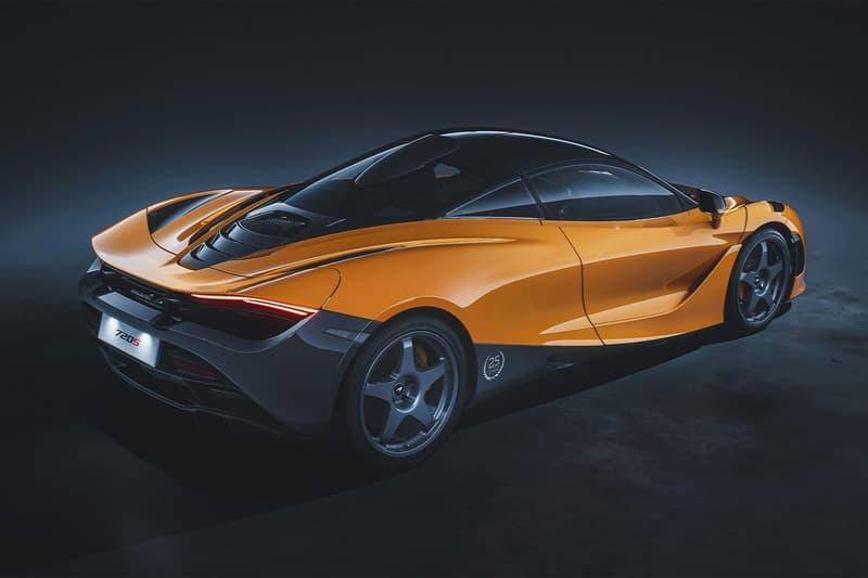 McLaren 發表 Le Mans 優勝 25 週年限量別注 720S 車款