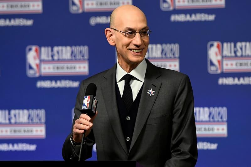 NBA 確立即將正式重啟 2019-2020 賽季