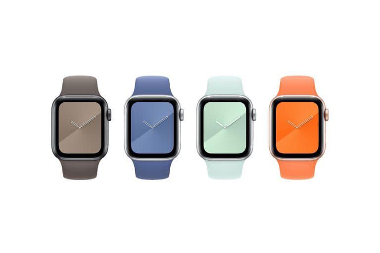Apple 推出夏季度全新 Apple Watch Sport 錶帶及 iPhone 矽膠手機殼