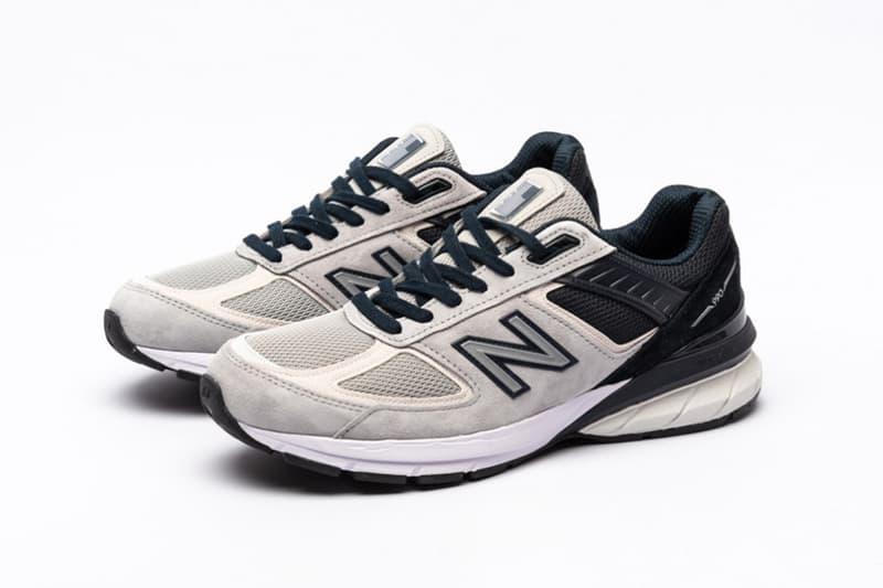 New Balance 美製 990v5 最新配色「Light Grey」發佈