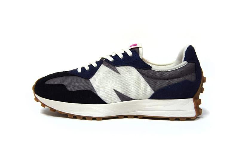 New Balance 持續推出新配色 327 鞋款
