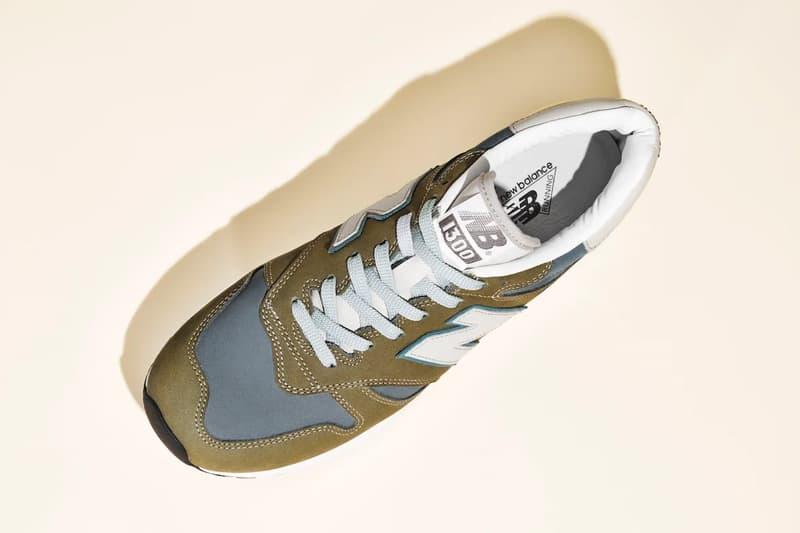 New Balance 日本製限量版 M1300JPJ 鞋款磅礡登場