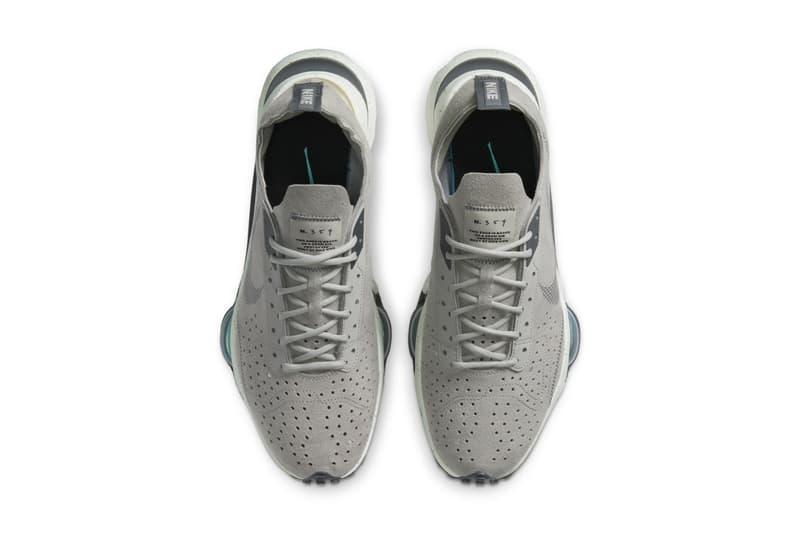 Nike Air Zoom Type 鞋款追加全新灰色設定