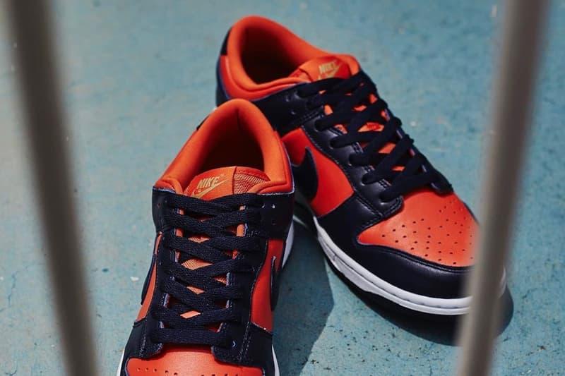 率先近賞 Nike Dunk Low SP 最新配色「Champ Colors」