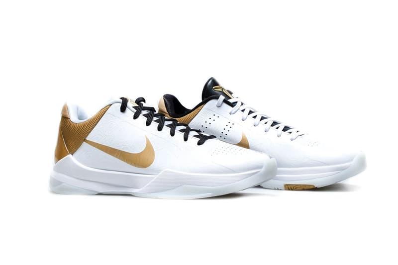 Nike Kobe 5 Protro 最新配色設計「Big Stage」發售情報