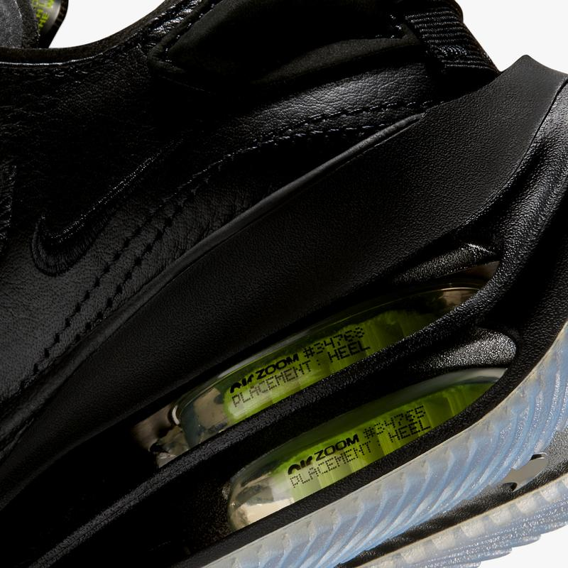 Nike Zoom Double Stacked 推出全新黑魂「Black/Volt」配色