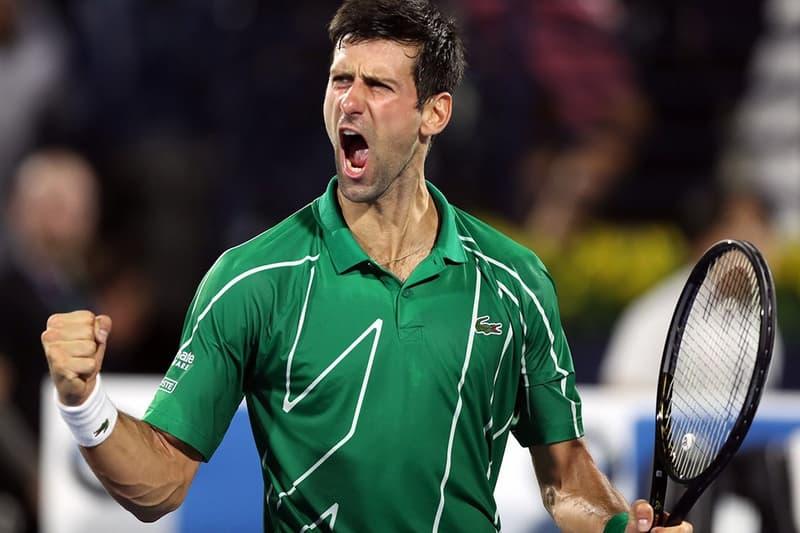 消息稱 Novak Djokovic 與 Nikola Jokic 經檢測後宣布確診