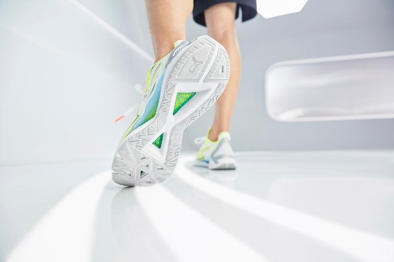 PUMA 推出全新 ULTRARIDE 减负轻弹跑鞋