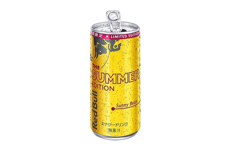 Red Bull 推出全新「Sunny Beam」口味飲品