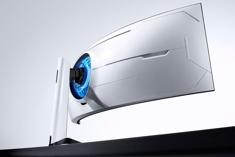 Samsung 開放預購超彎曲遊戲顯示屏幕 Odyssey G9
