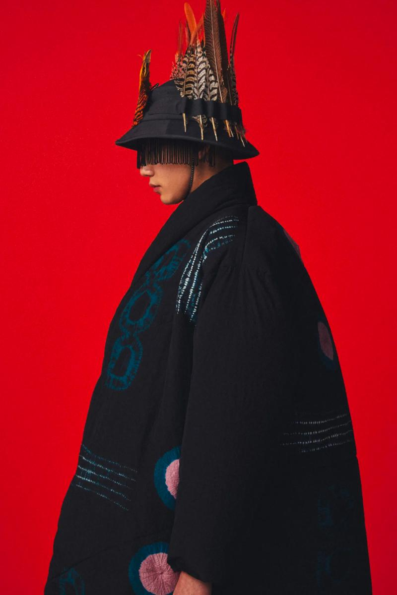 Sasquatchfabrix. 2020 秋冬系列 Lookbook 正式發佈