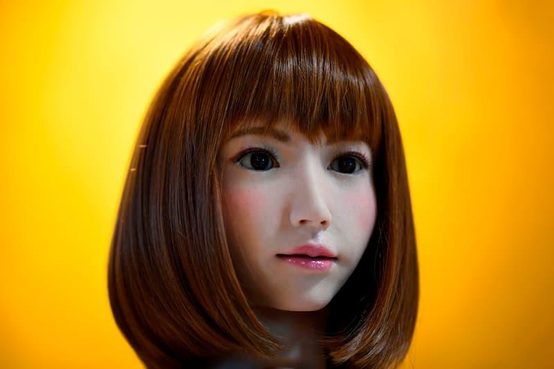 仿真機器人 Erica 確立主演全新科幻電影《b.》