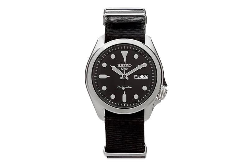 Seiko 5 Sports 推出入門 Field Watch 款式系列