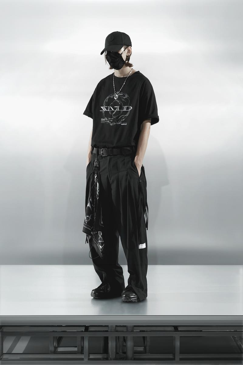 SQUADUNIDENTIFIED 发布 2020 春夏系列 Lookbook