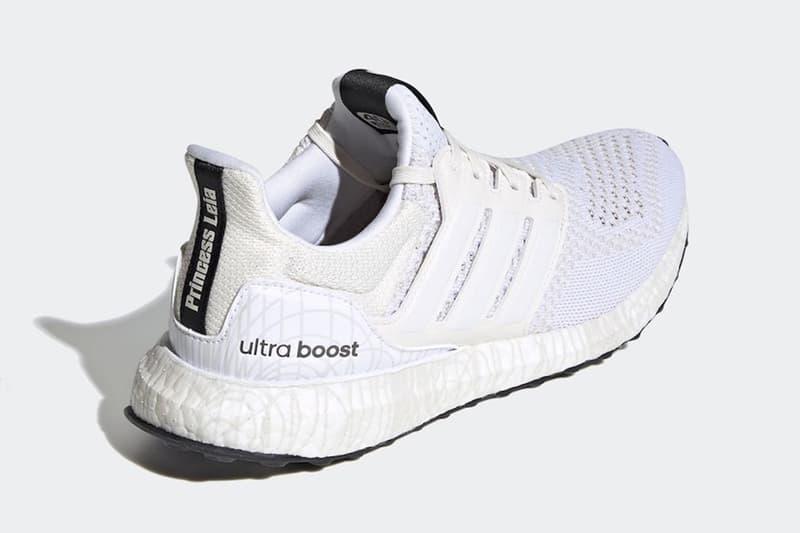 《Star Wars》x adidas UltraBOOST DNA「Princess Leia」聯乘鞋款曝光