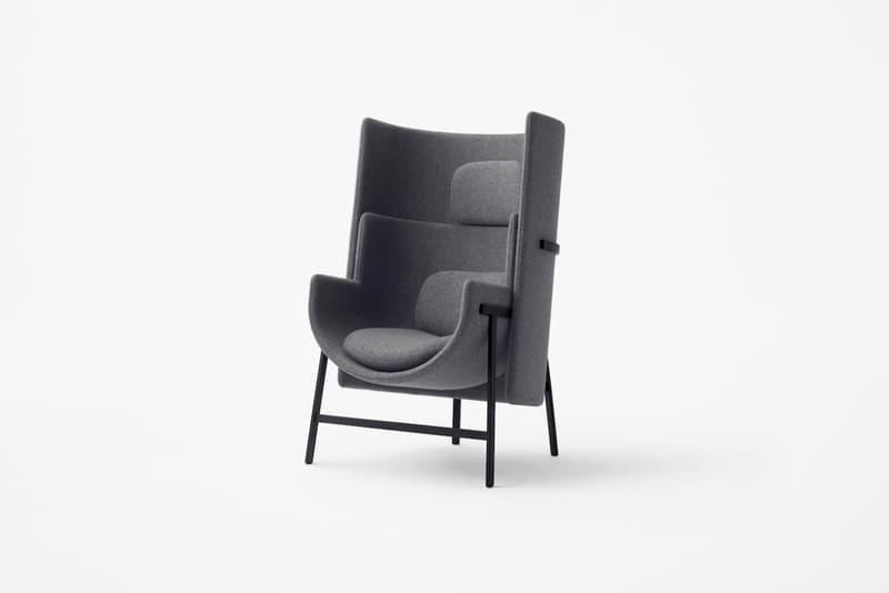 nendo 攜手 Stellar Works 打造 3 款全新聯乘傢俱系列