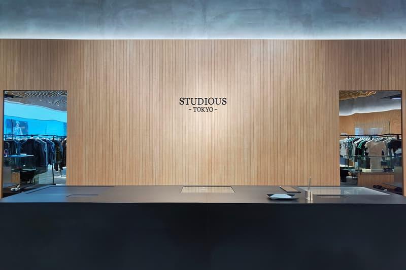 走进 STUDIOUS TOKYO 全新深圳店