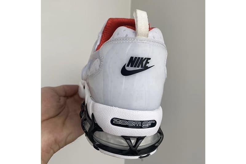 Stüssy x Nike Air Zoom Spiridon Kukini 最新聯名鞋款發售情報公開