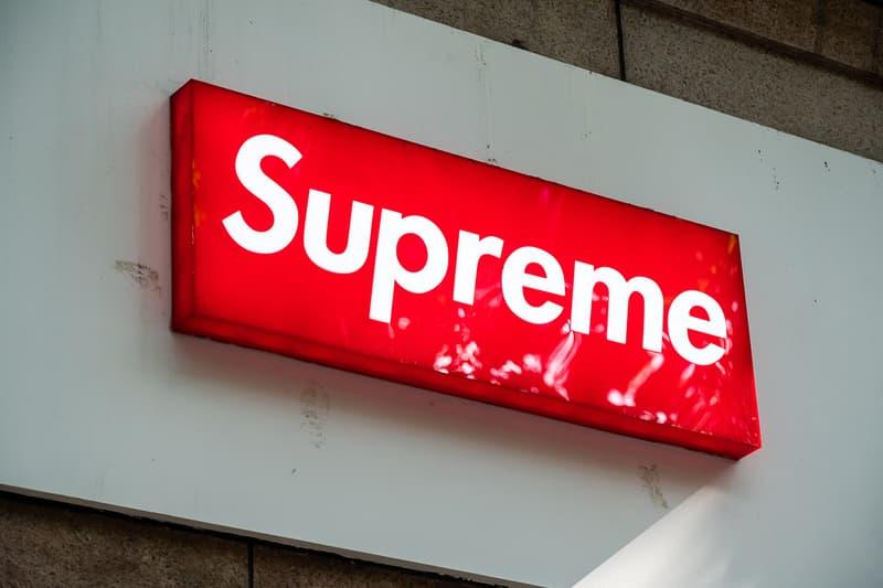 Supreme 2020 春夏系列第 15 週單品將取消發售
