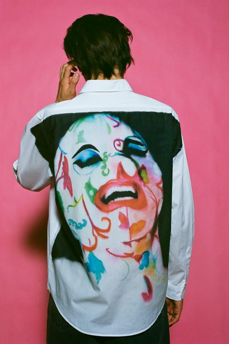 Supreme 以全新系列致敬表演藝術家 Leigh Bowery