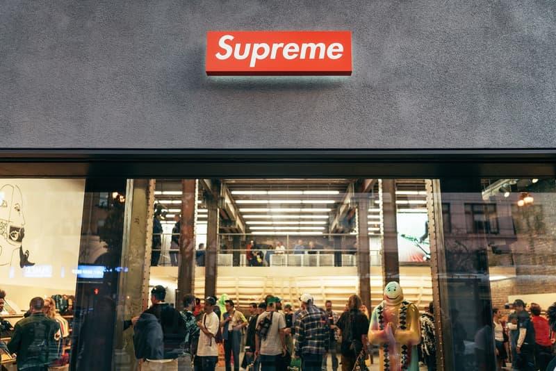 Supreme 全美及倫敦門店或將在本週重新開業