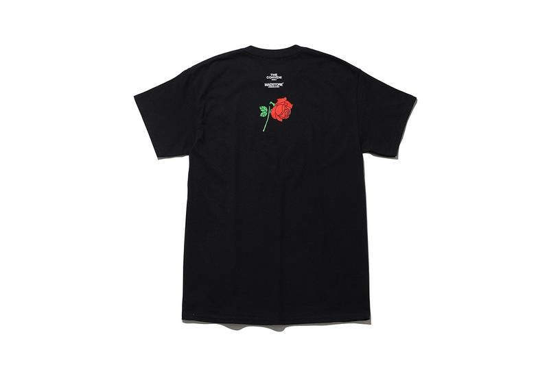 THE CONVENI x UNDERCOVER MADSTORE 全新聯乘 T-Shirt 系列發佈