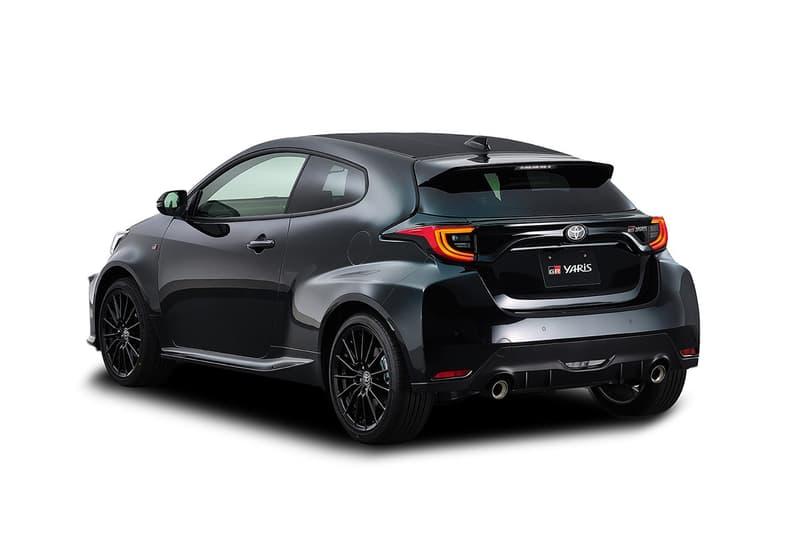Toyota 推出日本獨佔 GR Yaris RS 車款
