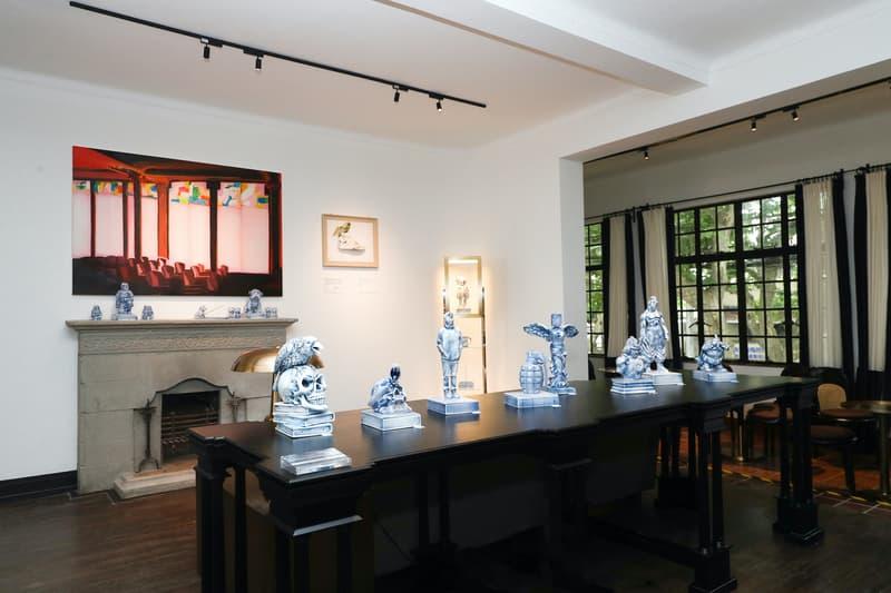 YEENJOY STUDIO 于上海修道院公寓打造 Pop-Up 艺术展