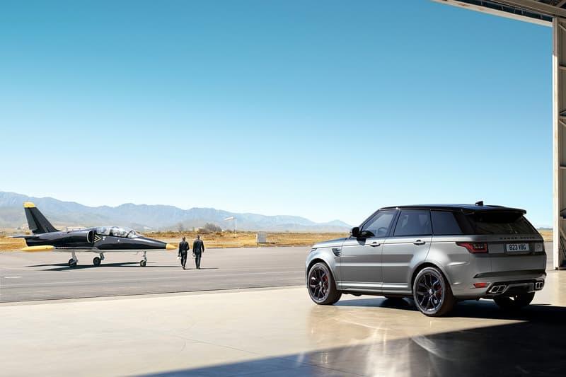 Range Rover Sport SVR 發表全新「Carbon Edition」別注車款