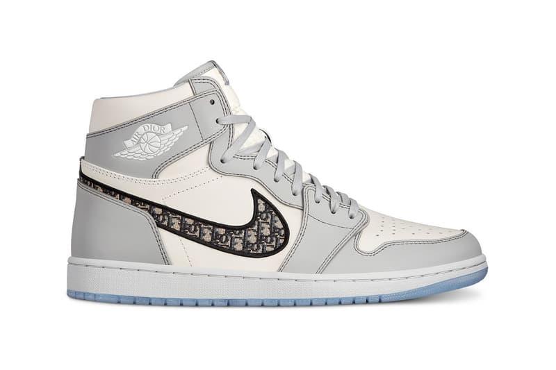 統計指出超過 500 萬人參與 Dior x Air Jordan 1 聯乘鞋款抽籤
