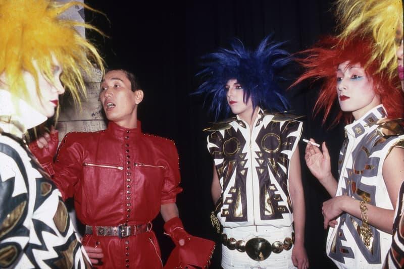 日本设计师山本宽斋病逝,回顾这位曾与 David Bowie、 Nicolas Ghesquiére 合作的设计师生涯