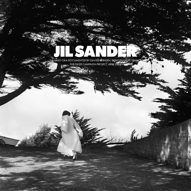 Jil Sander 2020 秋冬系列宣傳大片正式發佈