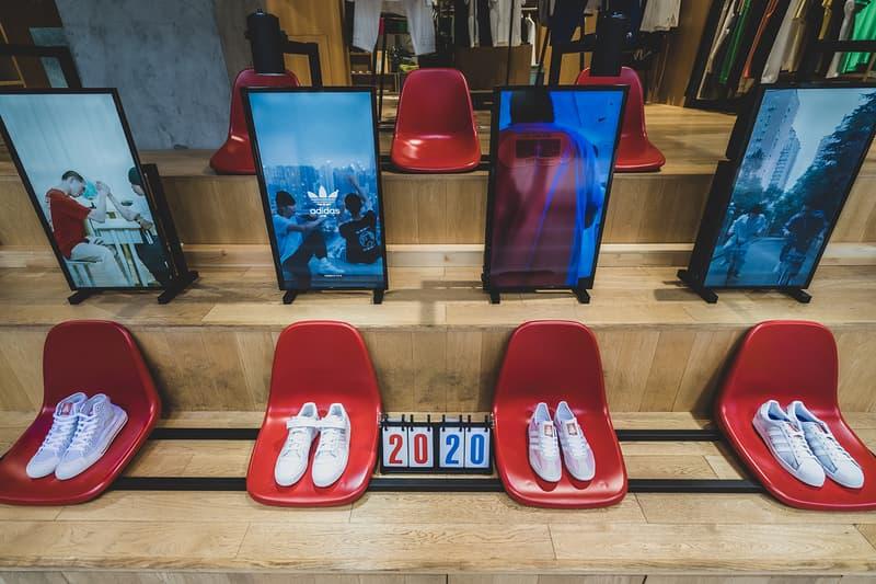 走进 adidas Originals「友谊第一,比赛第二」特别活动