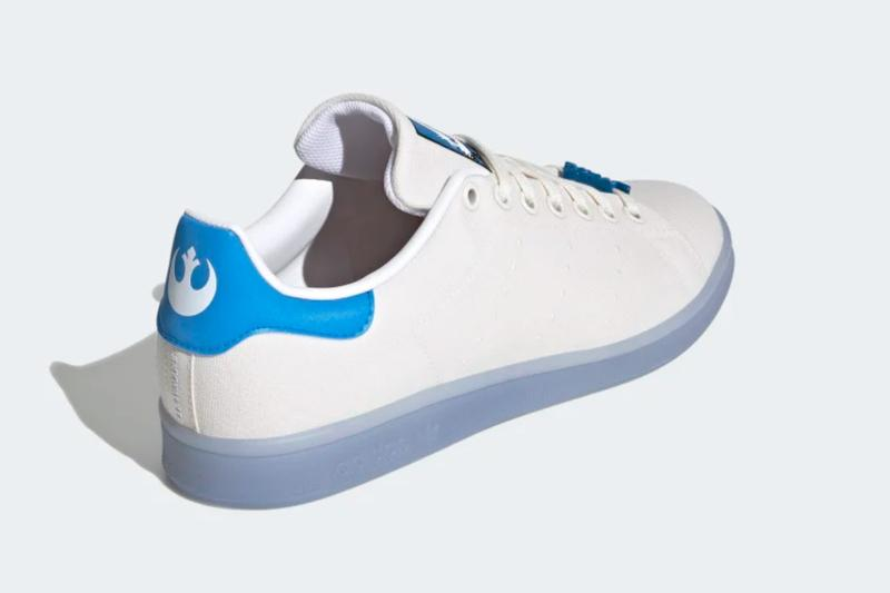 《Star Wars》x adidas Stan Smith「Luke Skywalker」最新聯乘鞋款發佈