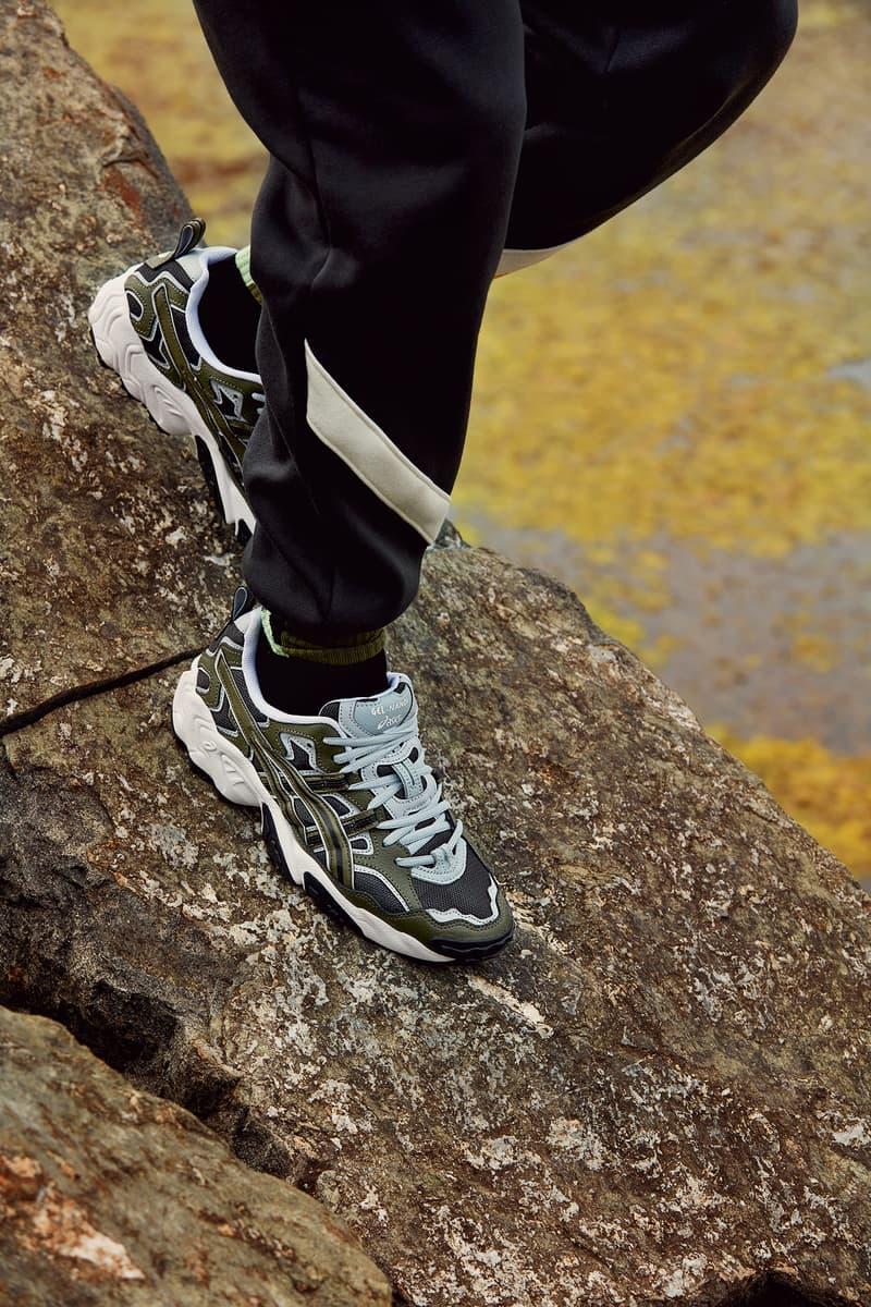 ASICS 重塑 GEL-NANDI 越野运动鞋