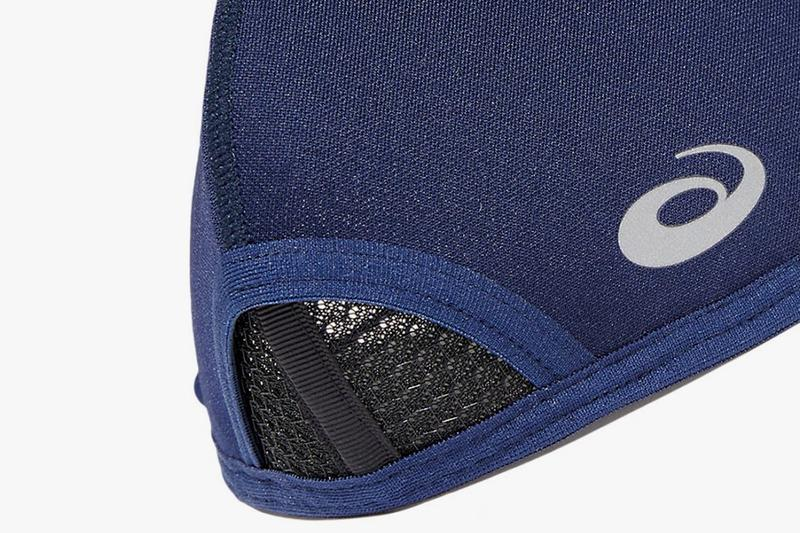 ASICS 推出全新速乾材質口罩