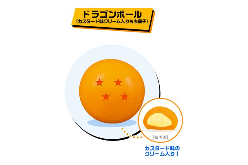 BANDAI CANDY 推出《Dragon Ball》「七龍珠」和菓子組合