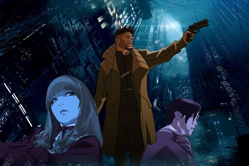 《銀翼殺手》系列全新動畫《Blade Runner: Black Lotus》發佈日期正式公開