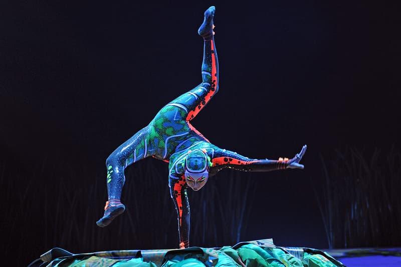 太陽馬戲團 Cirque du Soleil 正式申请破產