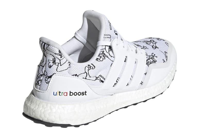Disney x adidas UltraBOOST DNA 最新配色「Goofy」發佈