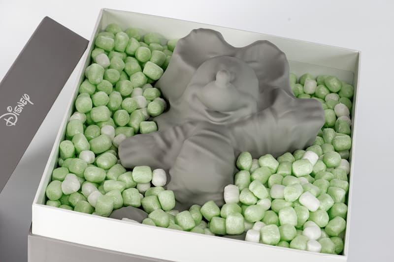 「Disney Collection By Daniel Arsham X Apportfolio」灰色版即将发售