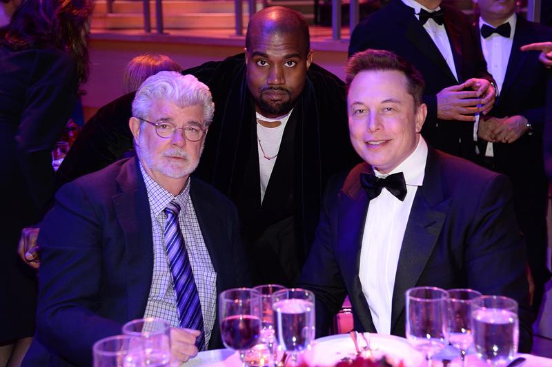 Elon Musk 迅速改口不支持 Kanye West 競選美國總統