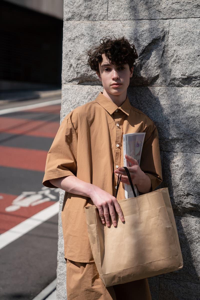 EviStub 发布 2020 春夏系列 Lookbook
