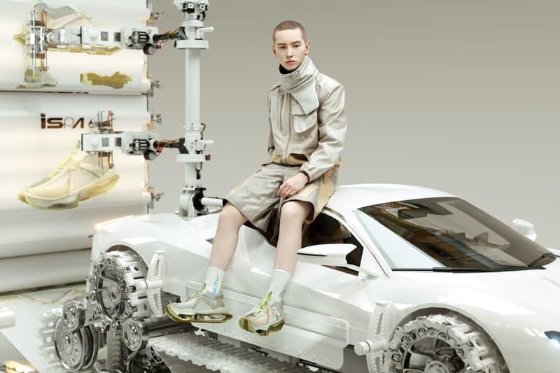 艺术家 Frederik Heyman 为 Nike ISPA Road Warrior 打造 3D 虚拟大片