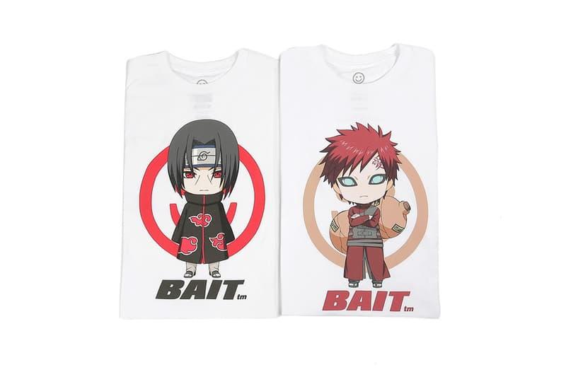 BAIT x Goodsmile Company 聯乘《Naruto Shippuden》系列發佈