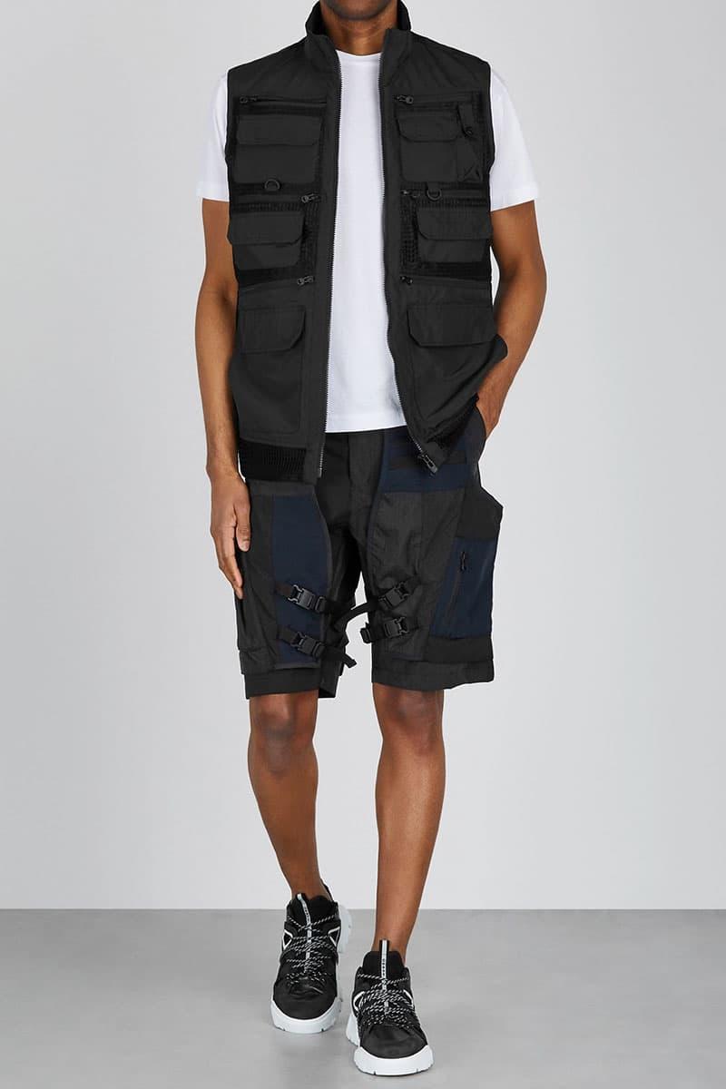 Harvey Nichols 推出減價 White Mountaineering 機能錐型短褲