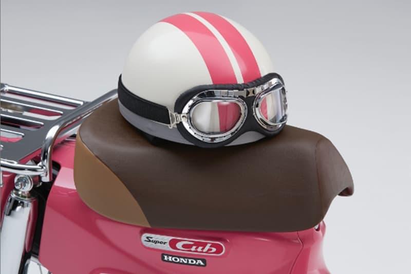 Honda x 新海誠執導電影《天気の子》聯乘 Super Cub 110 電單車正式販售
