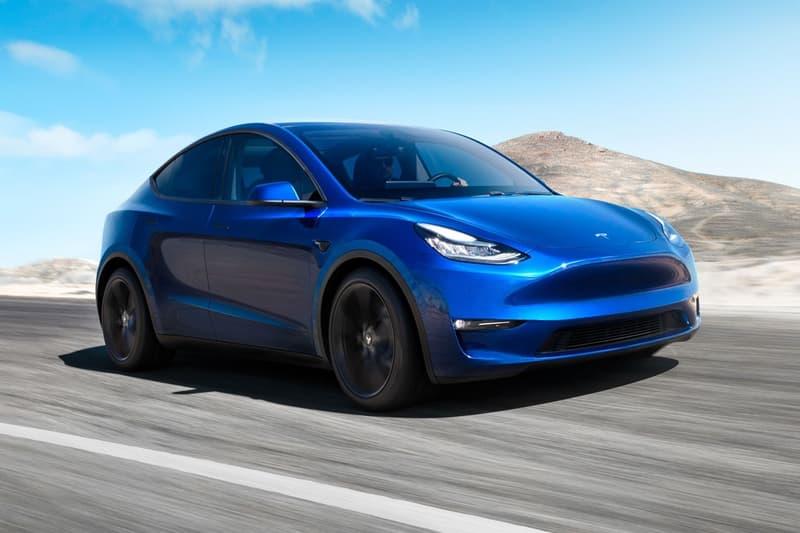 Tesla Model Y 型號車款宣佈減價 $3,000 美元